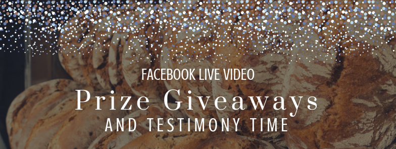 Prize Giveaways & Testimony Time | 2019 Doorkeepers Conference