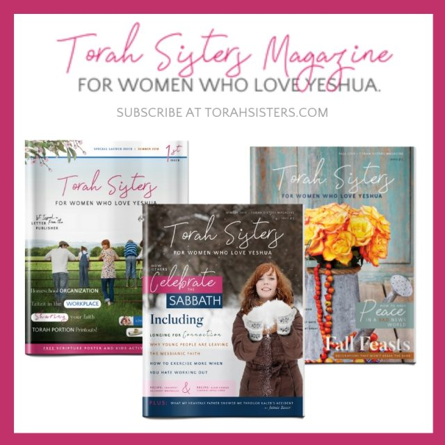 Torah Sisters Magazine | Sponsor of the 2019 Doorkeepers Conference