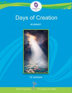 eLesson Days of Creation