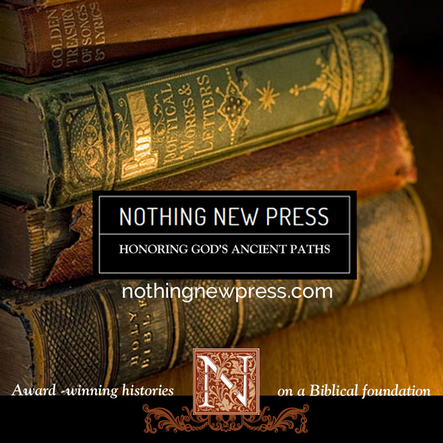 Nothing New Press | Sponsor of the 2019 Doorkeepers Conference