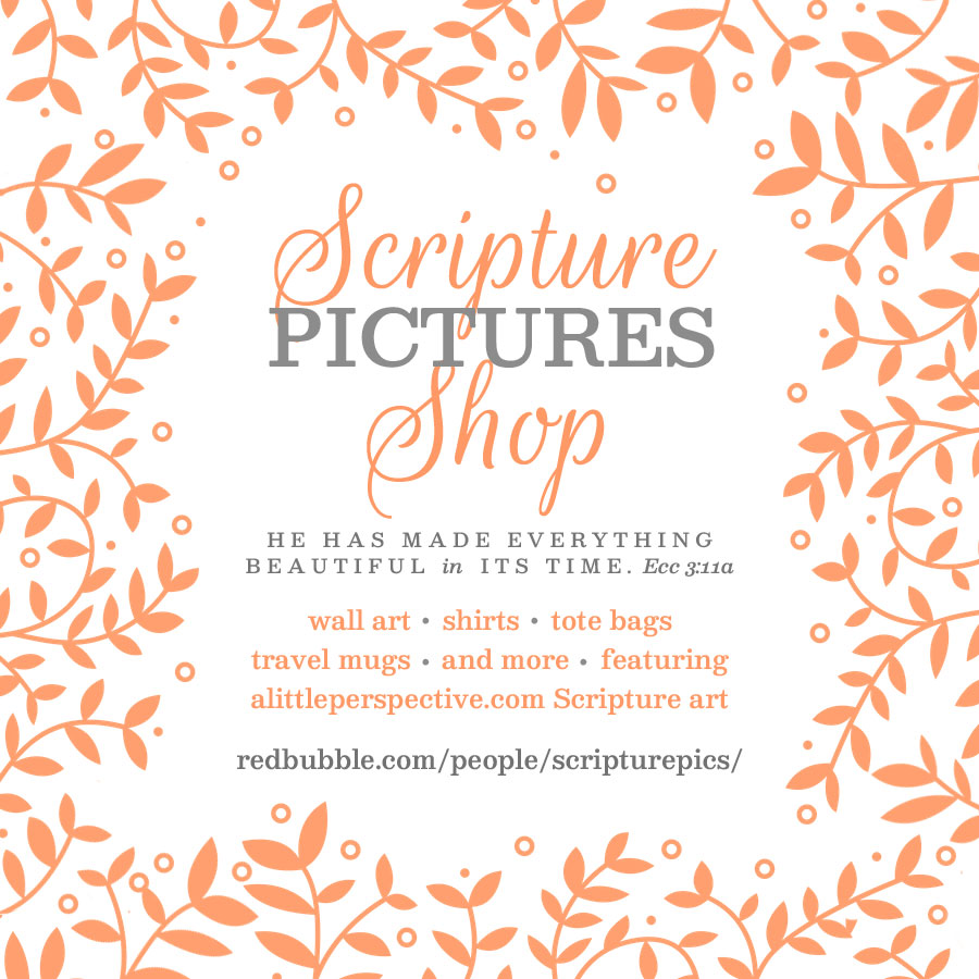 Scripture Pictures Shop | Sponsor of the 2019 Doorkeepers Conference