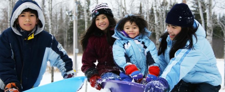 Winter Homeschooling Blues