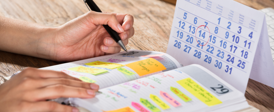 Practical Planning for a New School Year