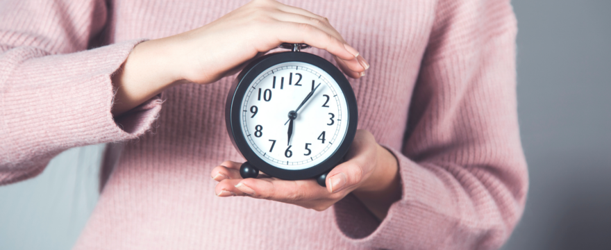 Getting Control of Time