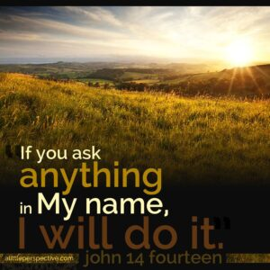 John 14:14