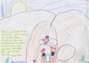 Anouk Joy Smit (age 5)