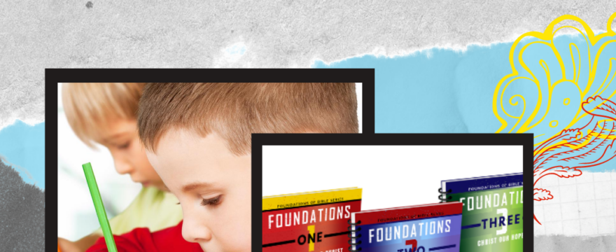 Introduction to Foundations Press and Homeschooling Torah (2020 Homeschool Family Conference)