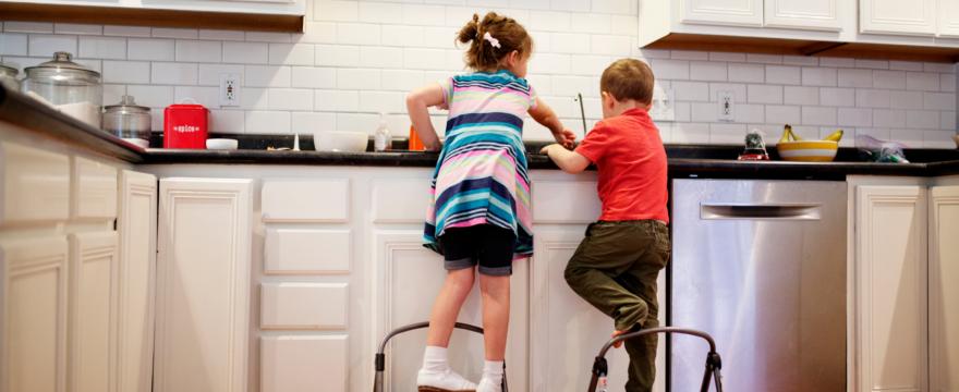 Chores, Kitchen Jobs, and Life Skills