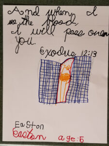Easton - age 5