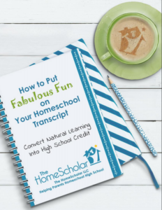 Cover - Fabulous Fun | The HomeScholar
