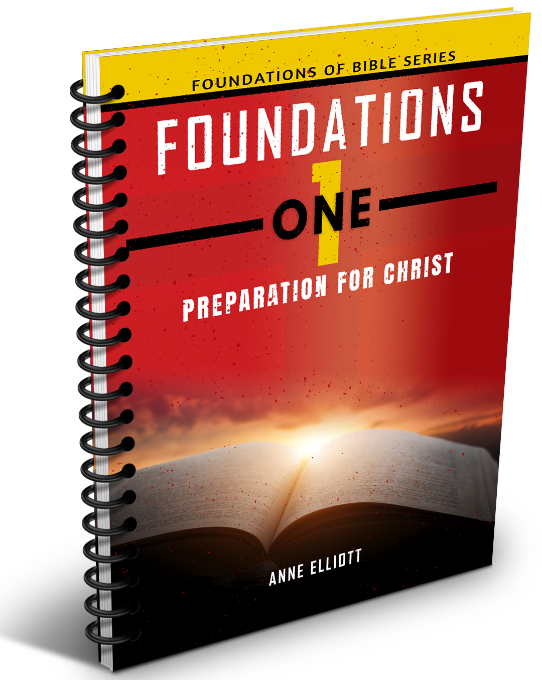 Bible Foundations Cover