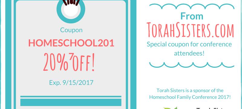 Goodies from Torah Sisters!