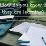 How Do I Know If They Are Learning? Grades, Records, and Transcripts (2017 Homeschool Family Conference)