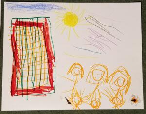 Katelyn - age 4