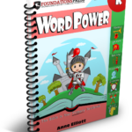 Word Power cover - kindergarten