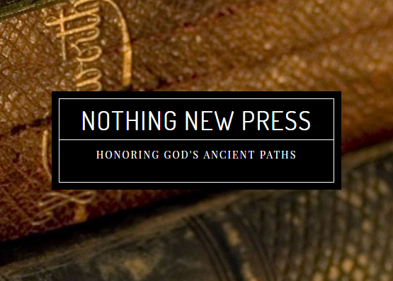 Nothing New Press