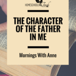 The Character of the Father in Me