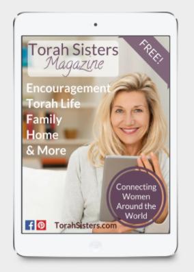 Torah Sisters Magazine