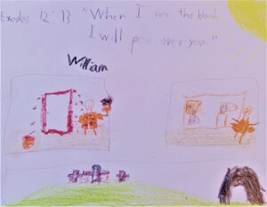 William - age 8