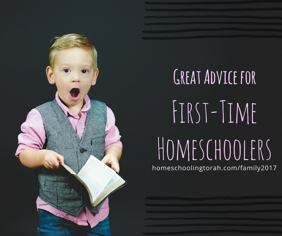 Advice For First-Time Homeschoolers (2017 Homeschool