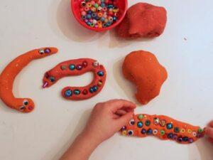 Samples of Preschool at HomeschoolingTorah