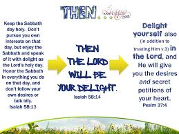 delight sabbath