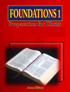 Foundations 1 Bible Curriculum | Foundations Press