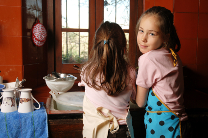 Tips on Keeping a Clean House | Homeschooling Torah
