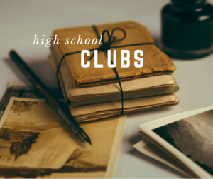 high school CLUBS | HomeschoolingTorah