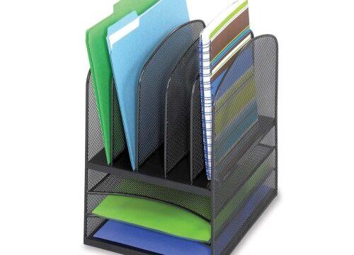 Using desk trays to check schoolwork | Homeschooling Torah