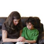 prayer with child