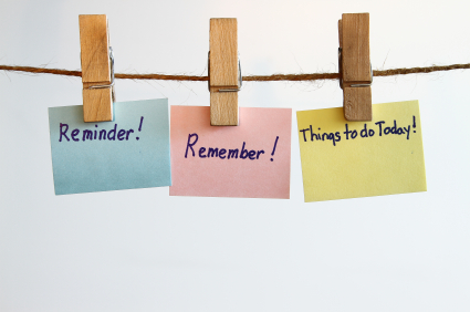 image - things to remember