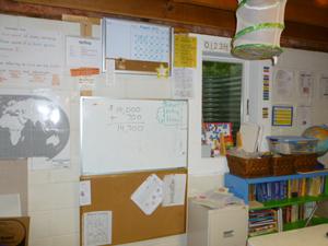 Homeschooling Rooms