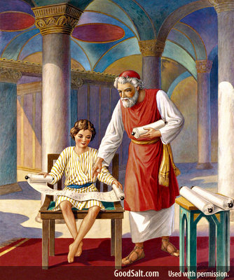 Commanding Our Children -- HomeschoolingTorah.com