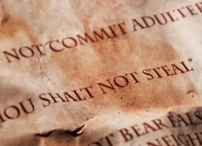 Ten Commandments | Homeschooling Torah