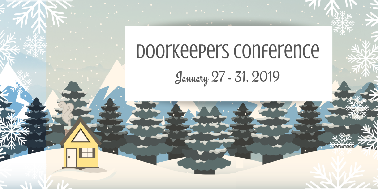 2019 Winter Doorkeepers Conference
