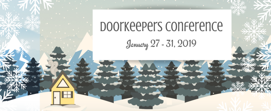 2019 Doorkeepers Conference | January 27-31, 2019