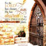 Psalm 132:13